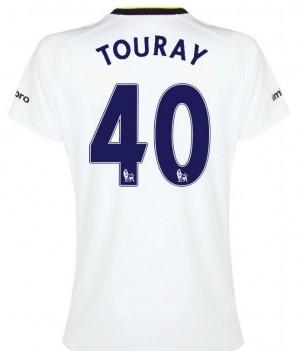 Camiseta de Tottenham Hotspur 2013/2014 Primera Livermore