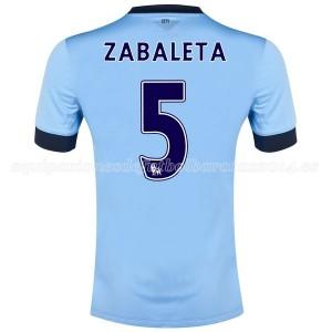 Camiseta nueva del Manchester City 2014/2015 Zabaleta Primera