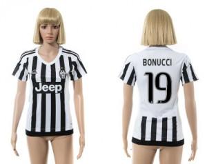 Camiseta nueva del Juventus 2015/2016 19 Mujer
