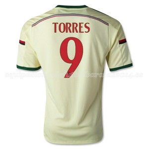 Camiseta de AC Milan 2014/2015 Tercera Torres Equipacion