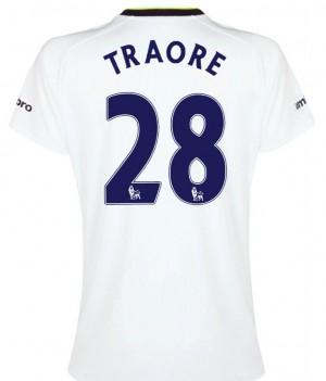 Camiseta Tottenham Hotspur Lamela Tercera 14/15