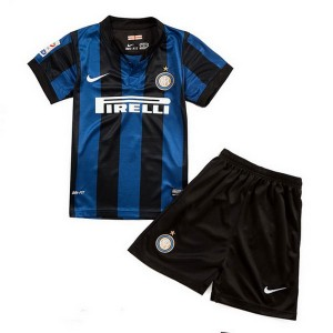 Nino Camiseta del Inter Milan Primera Equipacion 2013/2014