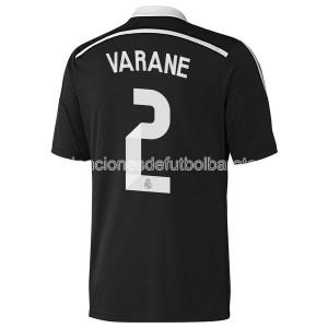 Camiseta nueva Real Madrid Varane Equipacion Tercera 2014/2015