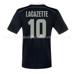 Camiseta Lyon Lacazette Tercera 2014/2015