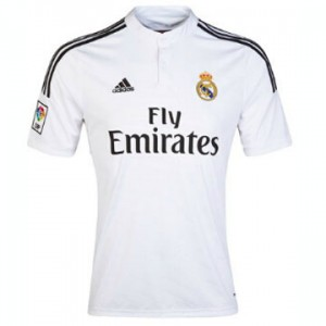 Camiseta nueva del Real Madrid 2014/2015 Equipacion Primera