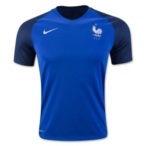 Camiseta nueva del Francia 2016/2017