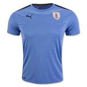Camiseta nueva Uruguay Home 2016