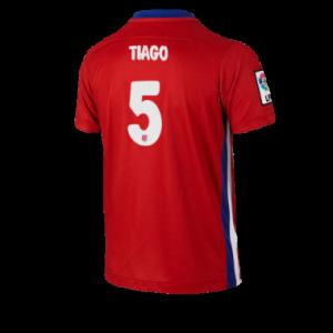 Camiseta nueva del Atletico Madrid 2015/2016 Equipacion TIAGO Primera