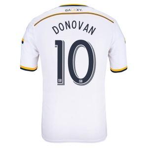 Camiseta nueva Los Angeles Galaxy Donovan Primera 13/14