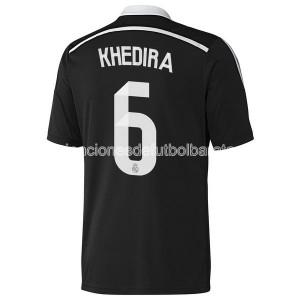 Camiseta Real Madrid Khedira Tercera Equipacion 2014/2015