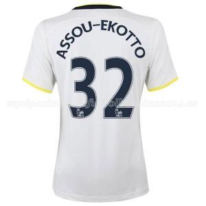 Camiseta del Assou Ekotto Tottenham Hotspur Primera 14/15