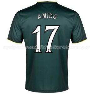 Camiseta nueva del Celtic 2014/2015 Equipacion Amido Segunda