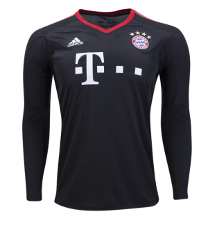 Camiseta de portero del Bayern Munich Mangas largas 2017/2018