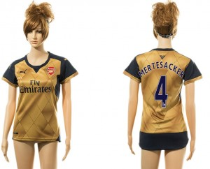 Camiseta Arsenal 4# Away