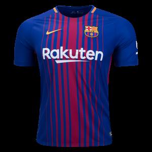 Camiseta nueva del FC Barcelona 2017-18