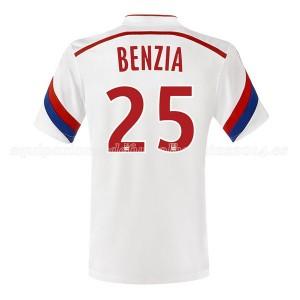 Camiseta nueva del Lyon 2014/2015 Benzia Primera
