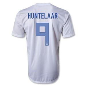 Camiseta de Holanda 2013/2014 Segunda Huntelaar