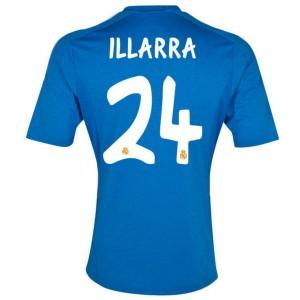 Camiseta nueva del Real Madrid 2013/2014 Equipacion Illarra Segunda