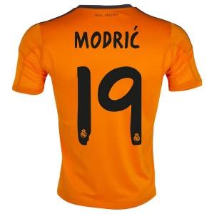 Camiseta nueva Real Madrid Modric Equipacion Tercera 2013/2014