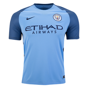 Camiseta Manchester City 2016/2017
