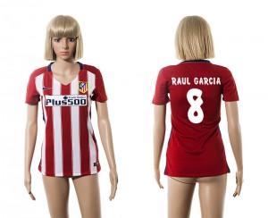 Mujer Camiseta del Atletico Madrid