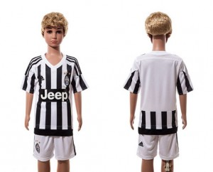 Camiseta Juventus Home 2015/2016 Niños