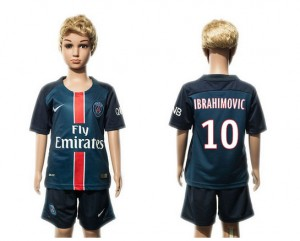 Camiseta Paris st germain 10 2015/2016 Niños