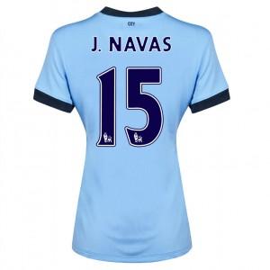 Camiseta del Fernandinho Manchester City Segunda 2013/2014