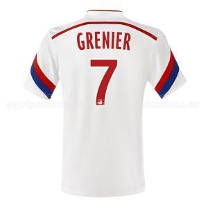 Camiseta nueva Lyon Grenier Primera 2014/2015