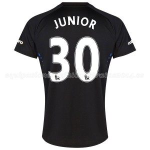 Camiseta nueva del Everton 2014-2015 Junior 2a