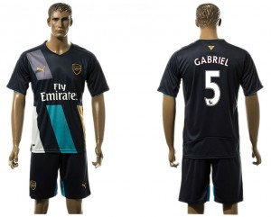 Camiseta del 5# Arsenal Away