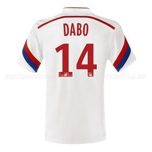 Camiseta Lyon Dabo Primera 2014/2015