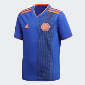 Camiseta nueva COLOMBIA Juventud Away 2018