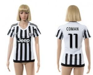 Camiseta nueva Juventus Mujer 11 2015/2016