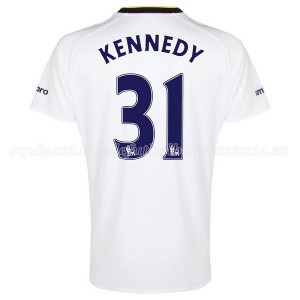 Camiseta nueva Everton Kennedy 3a 2014-2015