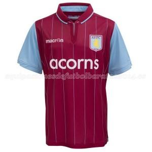 Camiseta del Aston Villa Primera Equipacion 2014/15