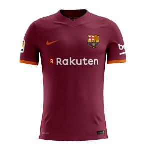 Camiseta del FC Barcelona Segunda 2017-18