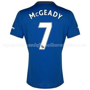 Camiseta de Everton 2014-2015 McGeady 1a