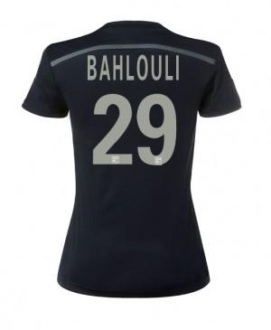 Camiseta nueva Marseille Lemina Segunda 2014/2015