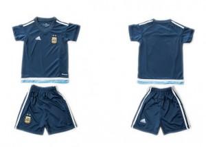Camiseta nueva del Argentina 2015/2016 Niños