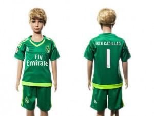Camiseta nueva del Real Madrid 2015/2016 1 Niños