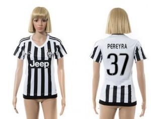 Camiseta nueva Juventus Mujer 37 2015/2016