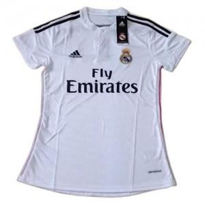 Mujer Camiseta del Real Madrid Primera Equipacion 2014/2015