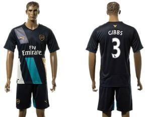 Camiseta Arsenal 3# Away