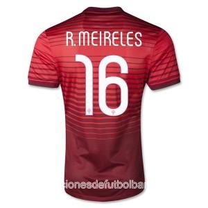Camiseta del R.Meireles Portugal de la Seleccion Primera 2013/2014
