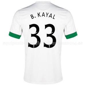 Camiseta nueva del Celtic 2014/2015 Equipacion B.Kayal Tercera