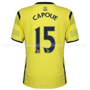Camiseta de Tottenham Hotspur 14/15 Tercera Capoue