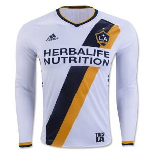 Camiseta de Los Angeles Galaxy 2015/2016 Manga Larga