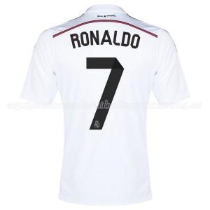 Camiseta de Real Madrid 2014/2015 Primera Ronaldo Equipacion