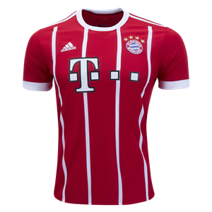 Camiseta Bayern Munich Home 2017/2018